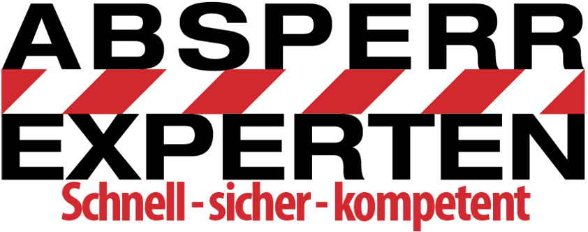 Abesperr-Experten.de | Halteverbote - Absperrungen - Straßensicherung